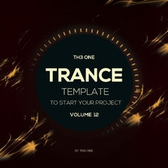 Trance Template To Start Your Project Vol 12
