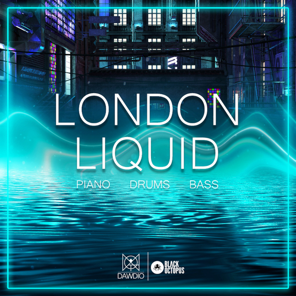 Dawdio - London Liquid