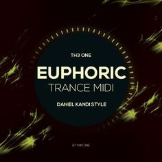 Euphoric Trance MIDI Daniel Kandi Style