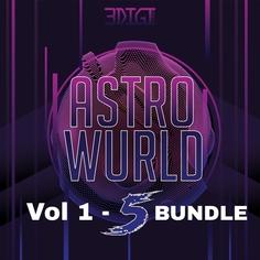 Astro Wurld Bundle Vol (1-5)