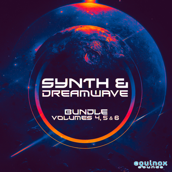Synth & Dreamwave Bundle (Vols 4-5-6)