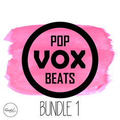 Pop Vox Beats Bundle 1