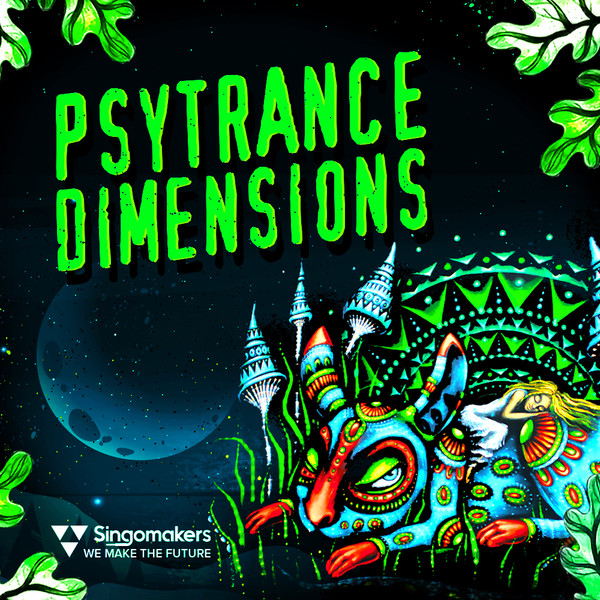 Psytrance Dimensions