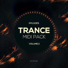 Trance MIDI Vol 3