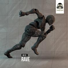 MIDI: Rave