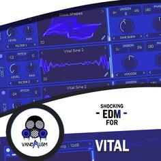 Shocking EDM For Vital