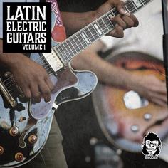 Latin Electric Guitars Vol 1