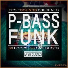 P-Bass Funk