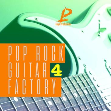 Pop Rock Guitar Factory 4