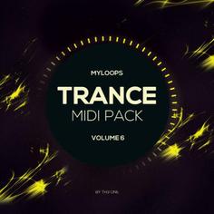 Trance MIDI Vol 6