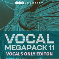 Vocal Megapack 11 (Vocals Only)