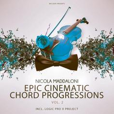 Epic Cinematic Chord Progressions Vol 2