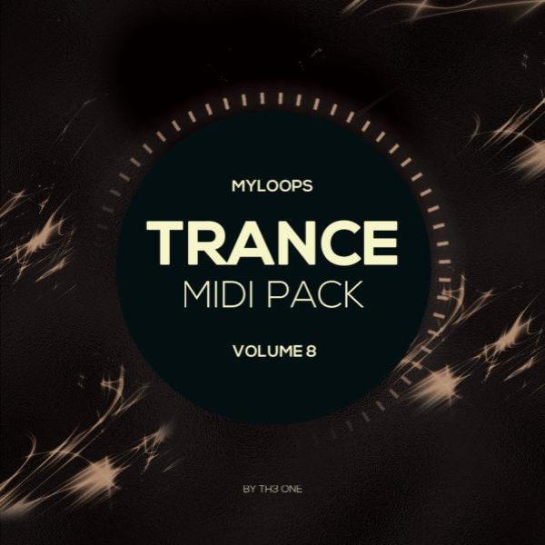Trance MIDI Vol 8
