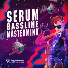 Serum Bassline Mastermind