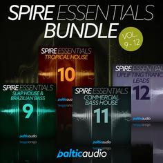 Spire Essentials Bundle (Vols 9-12)