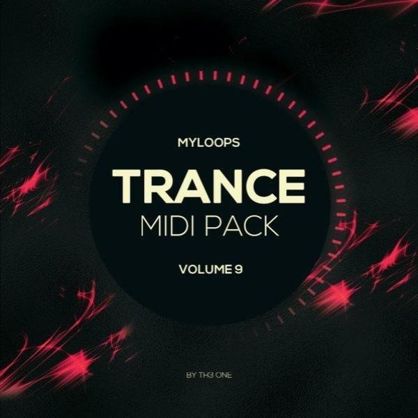 Trance MIDI Vol 9