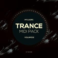 Trance MIDI Vol 12