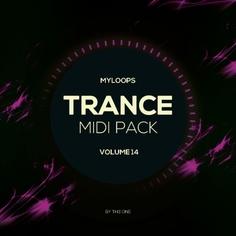 Trance MIDI Vol 14