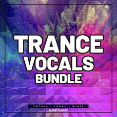 Trance Vocals Bundle