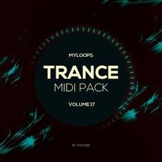 Trance MIDI Vol 17