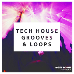 Tech House Grooves & Loops 3