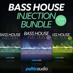 Bass House Injection Bundle (Vols 1-3)