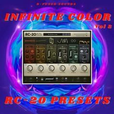 Infinite Color Vol 2: RC 20 Presets