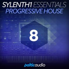 Sylenth1 Essentials Vol 8 Progressive House