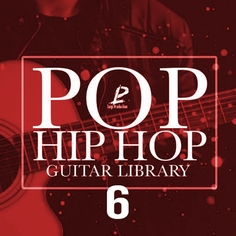 Pop Hip Hop Guitar Library 6