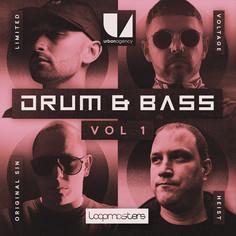 Urban Agency Drum & Bass Vol 1