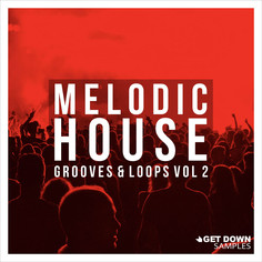 Melodic House Grooves & Loops Vol 2