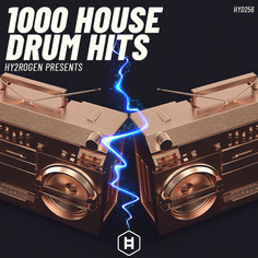 1000 House Drum Hits
