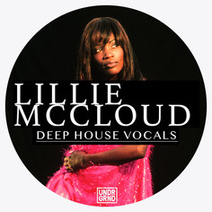 Lillie Mccloud: Deep House Vocals