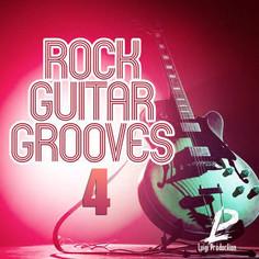Rock Guitar Grooves 4