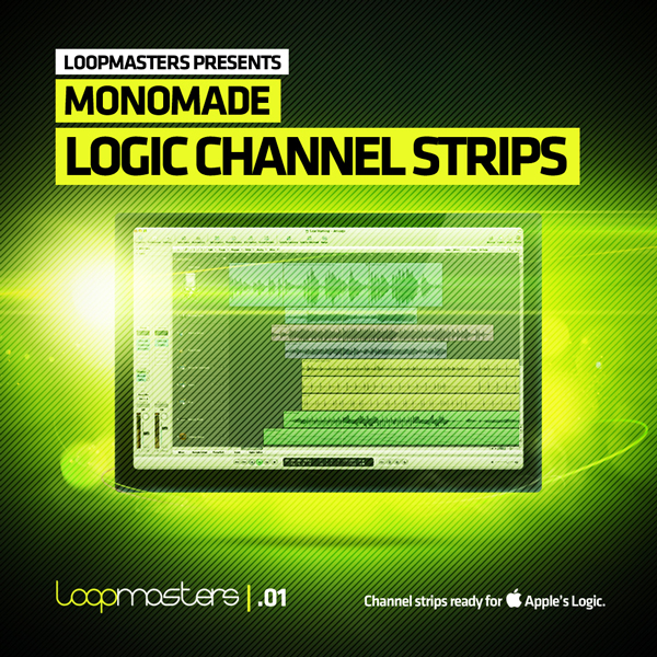 Download Loopmasters Monomade: Logic Channel Strips ...