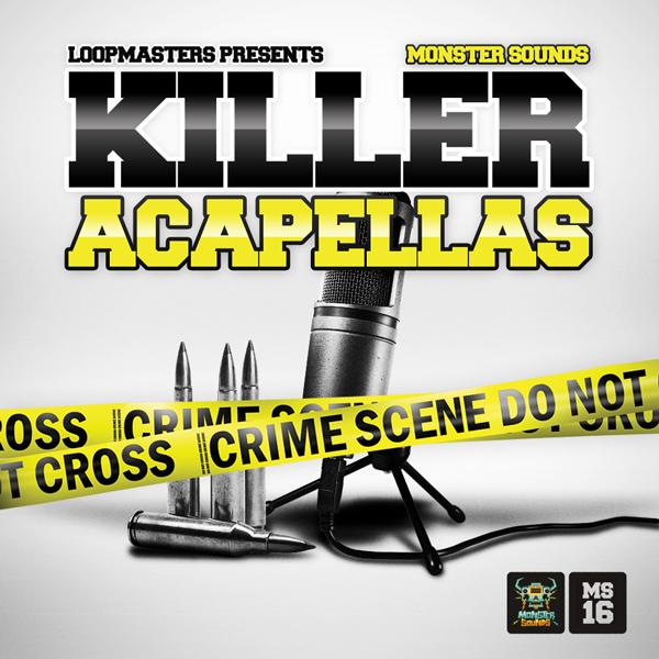 Download monster sounds killer acapellas for Classic house acapellas