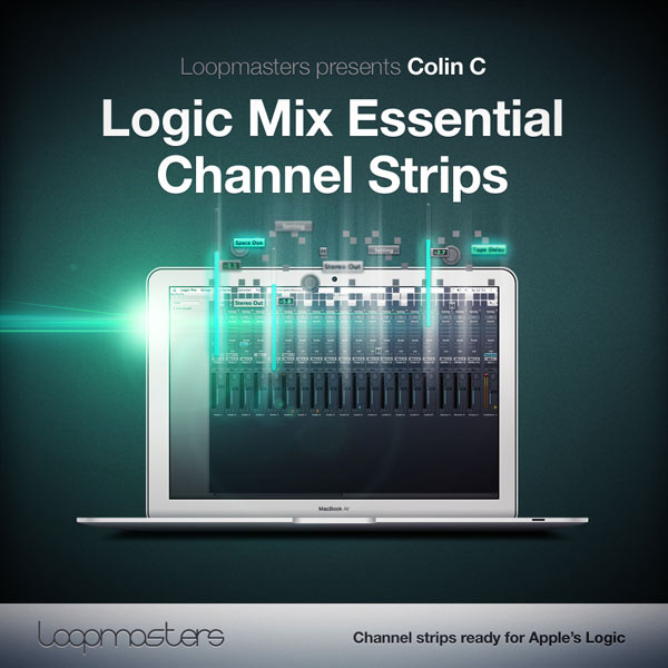 Download Loopmasters Logic Mix Essentials: Channel Strips ...