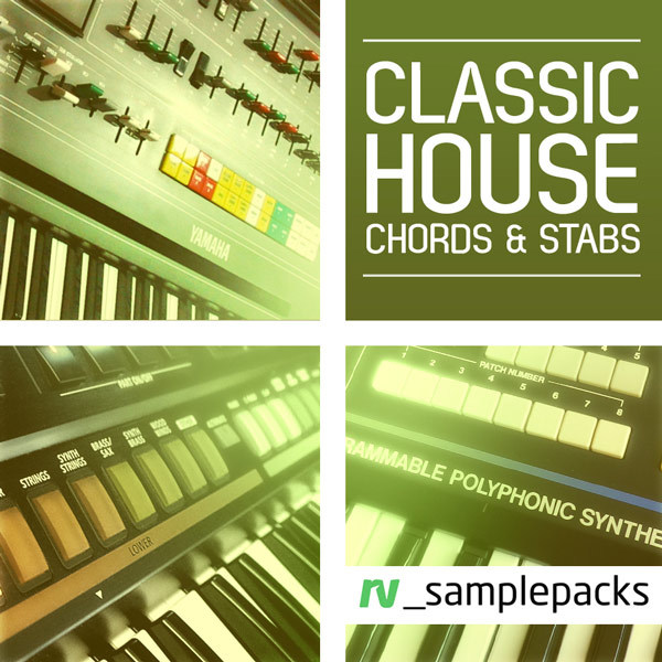 download rv sample packs classic house chords stabs