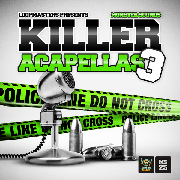Download monster sounds killer acapellas 3 for Classic house acapellas
