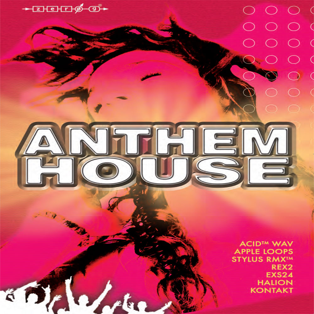 Download zero g anthem house for Anthem house music