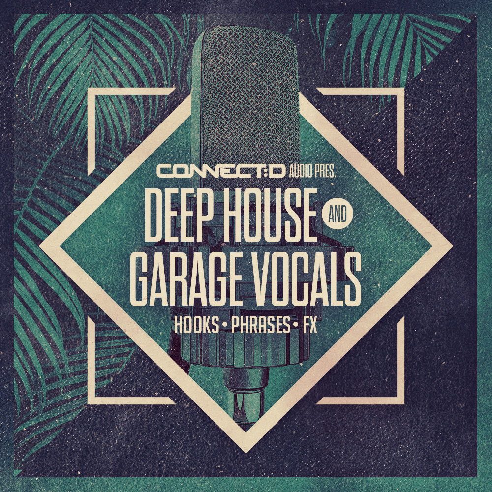 Download connect d audio deep house garage vocals for Classic house vocal samples