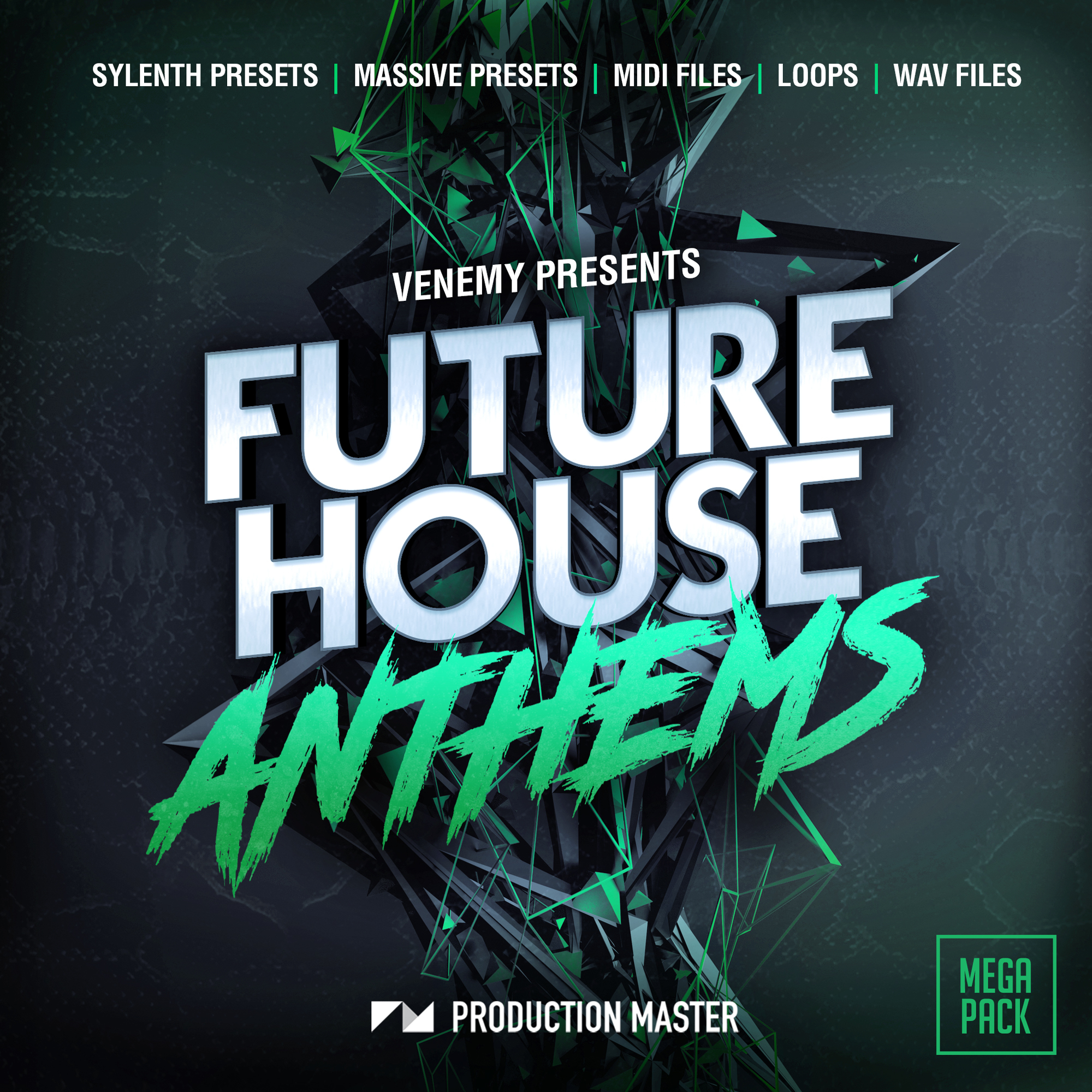 Download production master venemy future house anthems for Funky house anthems