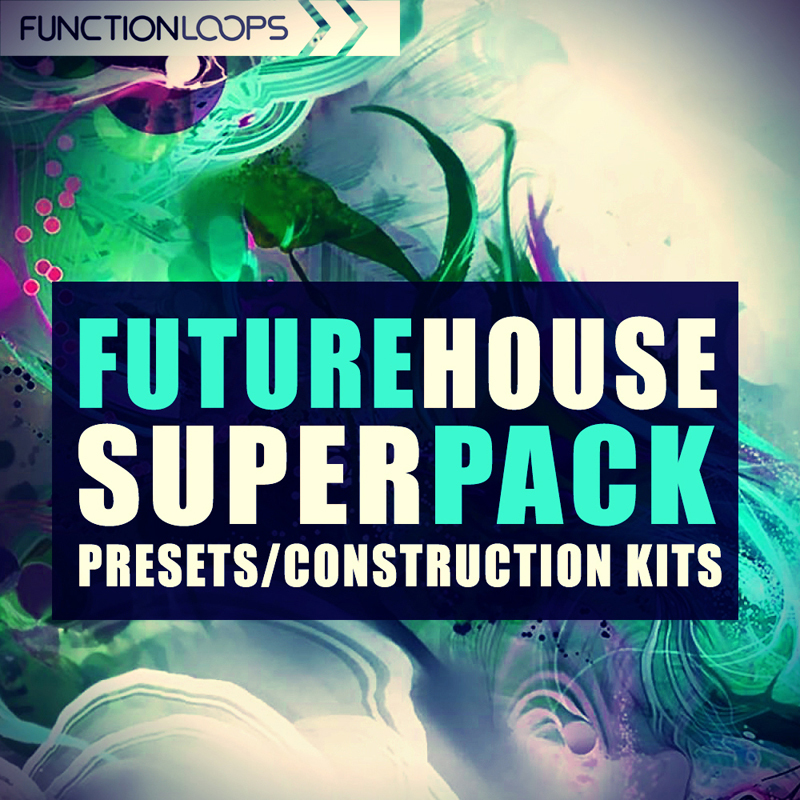Download function loops future house super pack for Acid house torrent