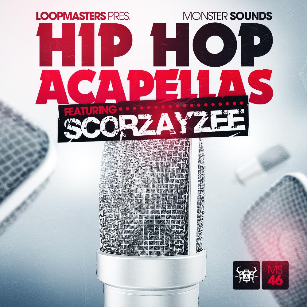 Download Monster Sounds Scorzayzee: Hip Hop Acapellas ...