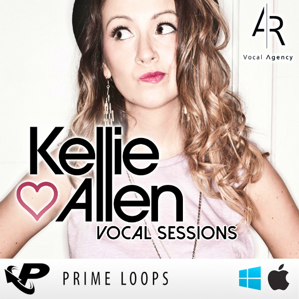 Download prime loops kellie allen vocal sessions for Classic house vocal samples
