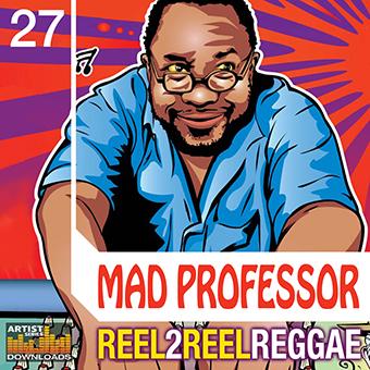 Download Loopmasters Mad Professor: Reel to Reel Reggae ...