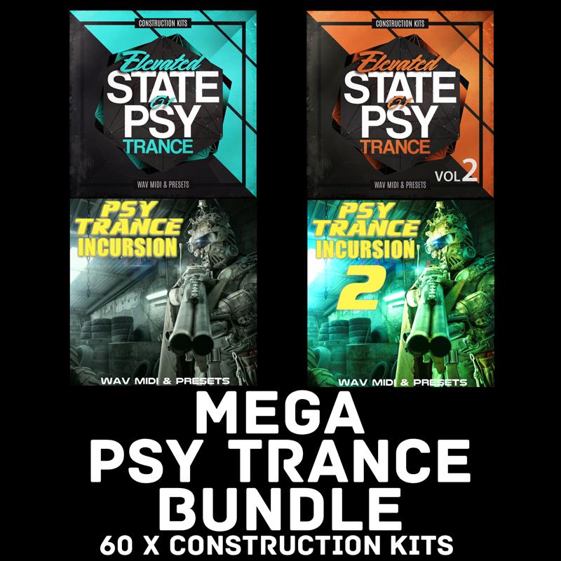Mandarakavile Psy Trance Download: Download Trance Euphoria Mega Psy Trance Bundle