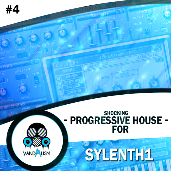 Download vandalism shocking progressive house for sylenth1 for Classic house vocal samples
