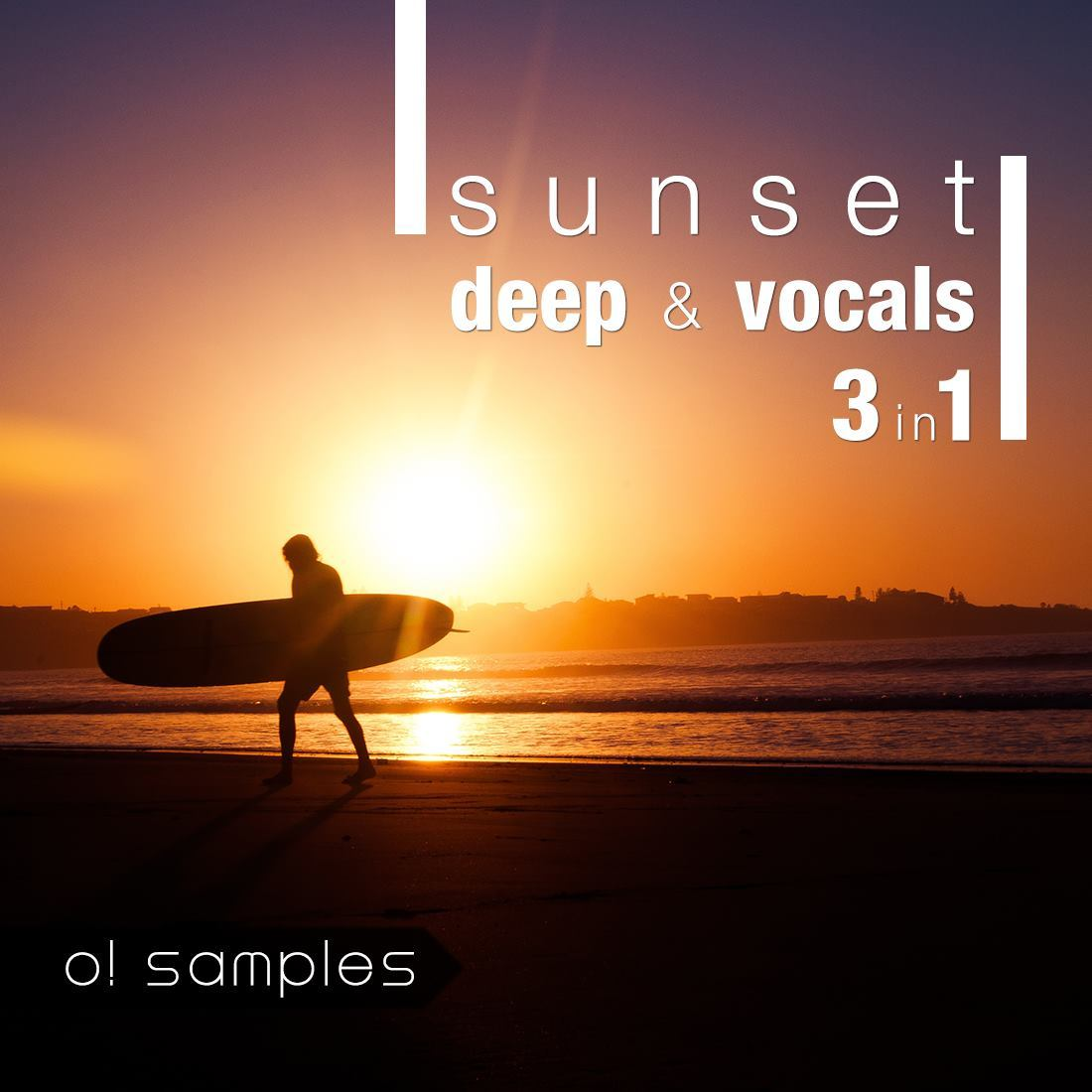 Download o samples sunset deep vocals 3 in 1 for Classic house vocal samples
