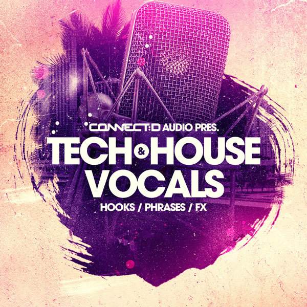 Download connect d audio tech house vocals for Classic house vocal samples